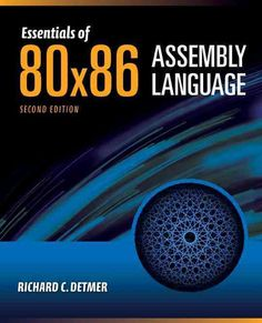 Essentials Of Assembly Language Used Book in Good Condition Computer Engineering, Computer Technology, Computer Science, Assembly Language Programming, Programming Languages, Type Theory, Middle Tennessee State University, Computer Architecture, Data Science