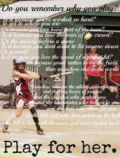 softball quotes