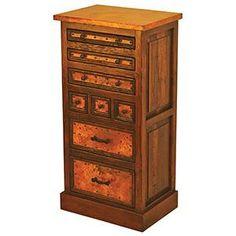 Dressers - 8-Drawer Tall Dresser - DSR-12CU
