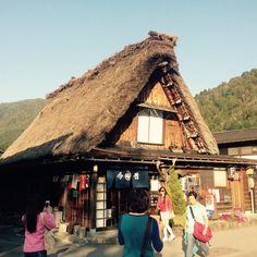 World Heritage Shirakawa Go - Gasho Tsukuri Home