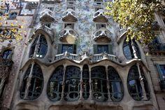 Casa Batlló Gaudí, Barcelona