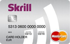 Over 36 million account holders already trust Skrill to send and receive money worldwide in 200 countries and 40 currencies. Receive VIP status faster, get your free MasterCard card and use it everywhere you go...
