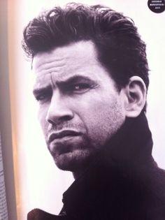 Danish actor, Nikolaj Lie Kaas - sooo handsome and talented!