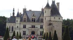 Il castello di Chenonceau è un castello situato nei pressi di Chenonceaux nel dipartimento dell'Indre e Loira nella Valle della Loira in Francia