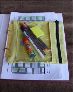 Ordnermäppchen, Kreativ-Ebook - farbenmix Online-Shop - Schnittmuster, Anleitungen zum Nähen
