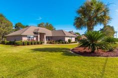 22455 South County Road 12 Foley, AL 36535 3 beds, 2 baths, $216,000Gorgeous 4/2 with unbelievable Florida room overlooking the golf course. Open aiery and light describes the interior with high cielings and lots of windows. Owner liked to add shelves and all closets, pantry and garage have custom extra shelves for max storage. View out the back will make you a homebody and the soaking tub will leave you with wrinkles you'll want to stay so long. This is a destination home with golf and…