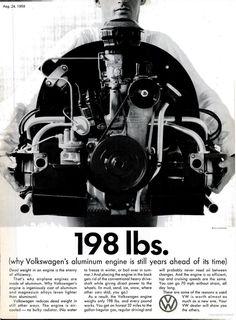 Anuncio DDB. USA Década del 60