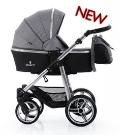 Denim Grey Silver Special Eition The baby will travel in comfort - Large lie flat carrycot - Ventilation in carrycot hood keep baby cool - Raise backrest in carrycot when baby wants to be more upright – 4 positions