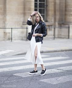 Get this look: http://lb.nu/look/8141741  More looks by Lian G.: http://lb.nu/fashionhoax  Items in this look:  Mango Jacket, Keepsake The Label Skirt, Kenzo Shoes   #casual #chic #street