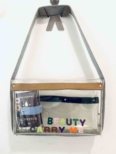BIODEGRADABLE ECOFRIENDLY HANDBAG Clear Tote Bags, Biodegradable Products, Lunch Box, Bento Box