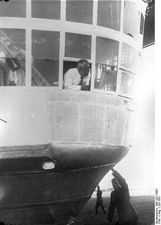 LZ127 Graf Zeppelin 1931-07