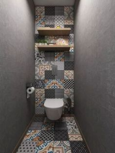 48 Affordable Small Bathroom Design Ideas You Must Try is part of Small bathroom remodel designs Small bathroom design can spare you money along with the pleasure you are going to receive from its n - Bathroom Design Small, Bathroom Interior Design, Modern Bathroom, Small Bathrooms, Small Toilet Design, Bathroom Grey, Bathroom Closet, Minimalist Bathroom, Bathroom Storage