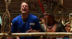 Overgangsritueel van Satere-Mawe stam in het Amazonewoud voor 'jongens' om 'man' te worden.