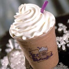 Coffee Bean and Tea Leaf <3  My favorite coffee! SO MUCH BETTER THEN STARBUCKS...sorry Michelle lmaoaoao