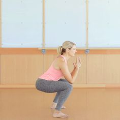 The perfect squat.