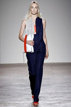 Gabriele Colangelo  SPRING/SUMMER 2013  READY-TO-WEAR