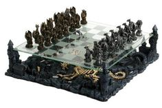Dragon Chess Set -- You can find out more details at the link of the image.