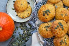 Valdemarsro - Livsstil og madblog med skønne nemme opskrifter Daily Bread, Bread Recipes, Muffins, Breakfast, Drink, Inspiration, Biblical Inspiration, Muffin
