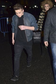 Brooklyn Beckham And Thalia Storm Attend 'A Night With Nick' at Cafe Kaizen In London - http://oceanup.com/2014/12/04/brooklyn-beckham-a-night-with-nick-at-cafe-kaizen-in-london-uk-on-december-4-2014/
