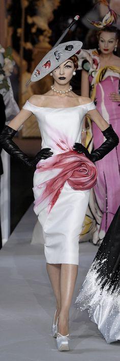 Christian Dior Fall 2007 HC.