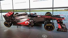 Vodafone McLaren Mercedes F1
