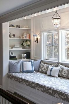 Bay Window Design Creativity - Decor Around The World Home Design, Design Ideas, Interior Design, Bedroom Decor Pictures, Bedroom Ideas, Bedroom Inspiration, Pink Master Bedroom, King Bedroom, Morden Bedroom