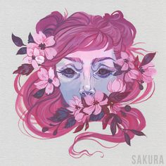 ❀Floral Sprites❀ SERIES 1 · AudraAuclair · Online Store Powered by Storenvy