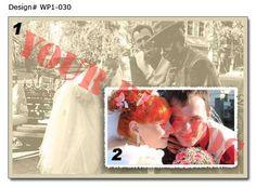 Custom Wedding Poster Print gift for bride. Samples: www.photoartomation.com/ArtWork/Realism/Wedding_Photo_Art/1-030-Wedding-Poster.htm