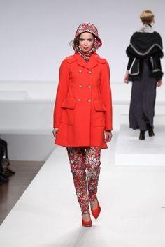 2013-14 A/W | Yukiko Hanai | Mercedes-Benz Fashion Week TOKYO