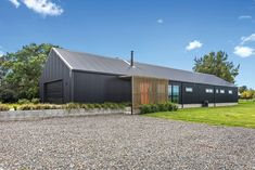 The Untold Secret of Modern Metal Buildings To Know. Modern Barn House, Modern Shed, Barn House Plans, Contemporary Sheds, Metal Building Homes, Metal Homes, Building A House, Building Ideas, Modern Playground