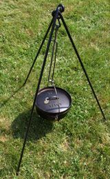 A whole website dedicated to cooking with a dutch oven at home or while camping! Ton of info, recipes and great tips!!!