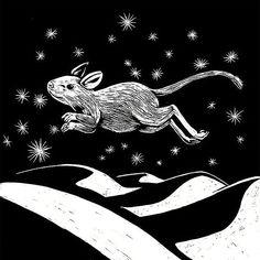 Reposting @marilynamitchell: Muad'Dib . . . #Atreides #MuadDib #Mouse #Desert #Night #Dune #Arrakis #FrankHerbert #Novel #SciFiBook #DuneArt #SciFi #ScienceFiction #illustration #sketch #sketching #illustration #FanArt #SciFiArt #Artist #Artwork . visit the artist: http://ift.tt/2jOXnEy