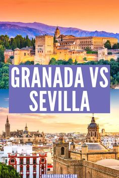 Let's compare Granada vs Sevilla in terms of top attractions, pros and cons, and how to get to both Andalusian cities. | how far is Granada from seville | should i spend more time in granada or seville | which is better seville or granada | granada or seville spain | travel from granada to seville | getting from granada to seville | how many days in seville | how to get to seville | must see in Granada |what city should i visit granada or seville | what is seville like | why visit seville