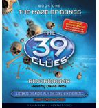 The 39 Clues Series by Rick Riordan