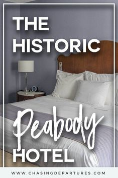 Checking In to The Historic Peabody Hotel Luxury Travel, Travel Usa, Peabody Hotel, Rooftop Party, Great Vacations, Hotel Lobby, Grand Hotel, Weekend Trips, Hostel