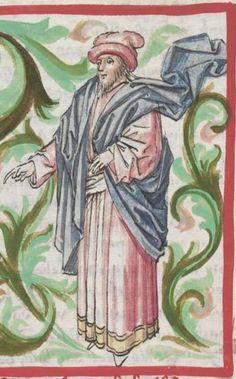Historienbibel. Marienleben Augsburg, 1457 Cgm 206  Folio 463