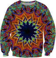 Star Sweatshirt by Terrella