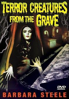 Terror-Creatures from the Grave -- Barbara Steele, Walter Brandi, Richard Garret, Marilyn Mitchell. A man is murdered by his wife and associates. He vows to return from the grave for revenge...