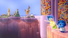 Review: Pixar's 'Inside Out' Finds the Joy in Sadness, and Vice Versa
