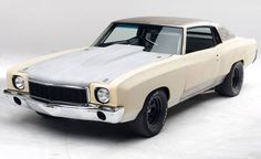 1970 Chevrolet Monte Carlo - The Fast and the Furious: Tokyo Drift