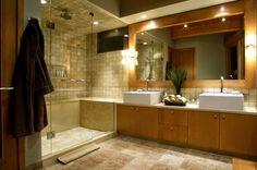 casa e jardim banheiros - Pesquisa Google