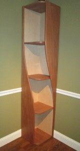 Curved shelf 1