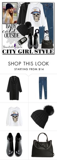 """""""Beautifulhalo II/30"""" by ana-a-m on Polyvore featuring Beautifulhalo #bhalo #beautifulhalo #fashion #michaelkors #h&m #outfit #dress #boots #jacket #denim #pants #jeans #sweater #sneakers #adidas #converse #prada #coat #bag #velvet #beanie #ugg"""