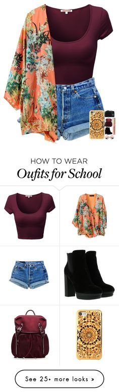 """I'll probably delete these later anyway"" by fashionqueenkh on Polyvore featuring Felony Case, CO, M Z Wallace, Hogan and ZeroUV"
