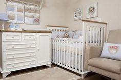 Ateliê Grace Artes: Decoração neutra para quarto de bebê