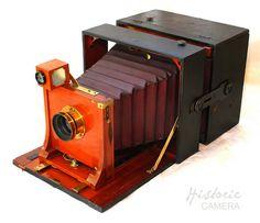 Folding Rochester Camera by Historic Camera, via Flickr