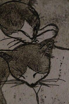 【桐山暁 / 山田いつか 二人展「猫の隠れ家 Ⅲ」】 2016 https://www.facebook.com/108158529367526/photos/?tab=album&album_id=570420216474686 (Photo : Gallery I) https://www.facebook.com/Kyoto.GalleryI