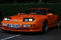 Alpine A610 évolution