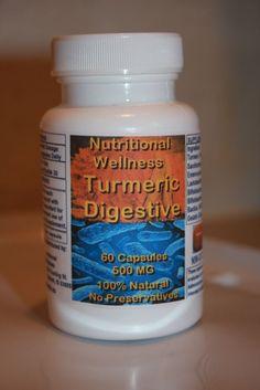 Turmeric Digestive 60 Count