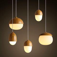 Modern Nodic Wood Acrylic Pendant Lamp Suspension Light Lighting Fixture Diy Coloured Glass Pendant Lights Ceiling Pendant Light From Theonlinebasket, $144.15  Dhgate.Com